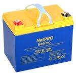 фотография Аккумулятор NetPRO CS12-33D