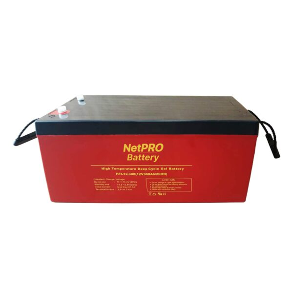 фотография аккумулятор netpro htl 12-300