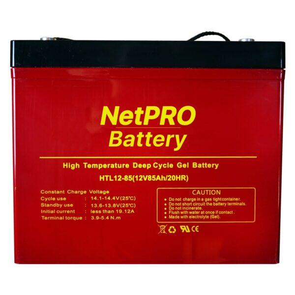фотография аккумулятор netpro htl 12-85