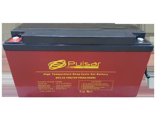 фотография аккумулятор pulsar htl 12-150