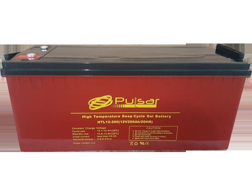 фотография аккумулятор pulsar htl 12-200