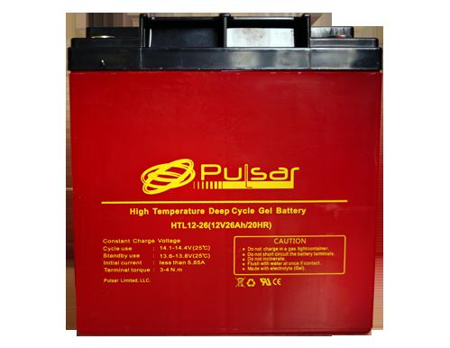 фотография аккумулятор pulsar htl 12-26