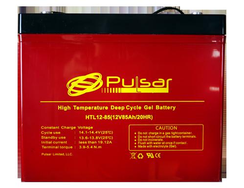 фотография аккумулятор pulsar htl 12-85