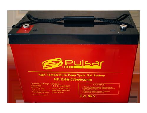 фотография аккумулятор pulsar htl 12-90