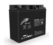 фотография Аккумулятор для Бесперебойника RITAR RT12180B, Black Case, 12V 18Ah
