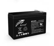 фотография Аккумулятор RITAR RT1270AB, Black Case, 12V 7.0Ah