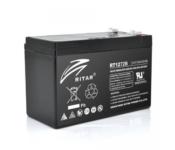 фотография Аккумулятор RITAR RT1272B, Black Case, 12V 7.2Ah