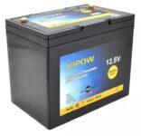 фотография Аккумулятор Vipow LiFePO4 12,8V 50Ah со встроенной ВМS платой 40A