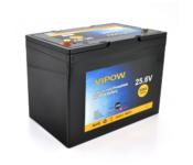 фотография Аккумулятор Vipow LiFePO4 25,6V 30Ah со встроенной ВМS платой 25A