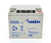 фотография Аккумулятор Merlion GP12400M6 12V 40.0Ah