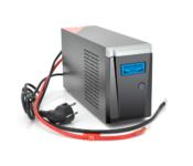 фотография ИБП RITAR RTSW-600 LCD (360 W), 12V под внешний АКБ