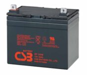 фотография CSB GP12340 12V 34Ah - аккумулятор 34Ah 12V