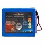 фотография Аккумулятор LiFePO4 LogicPower 12V - 100 Ah (BMS 50A/25A)