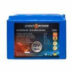фотография Аккумулятор LiFePO4 LogicPower 12V - 18 Ah (BMS 50A/25A)