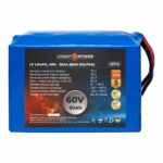 """фотография """"Аккумулятор LiFePO4 LogicPower 60V - 30 Ah (BMS 20A/10A)"""""""