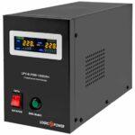 фотография LogicPower LPY-B-PSW-1500VA+(1050Вт) 10A/15A - ИБП с правильной синусоидой