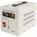 фотография LogicPower LPY-PSW-800VA+(560Вт)5A/15A - ИБП с правильной синусоидой