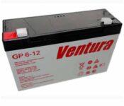 фотография Ventura GP 6-12 - аккумулятор 12Ah 6V