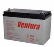 фотография Ventura GPL 12-100 - аккумулятор 100Ah 12V