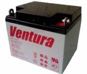 фотография Ventura GPL 12-40 - аккумулятор 40Ah 12V